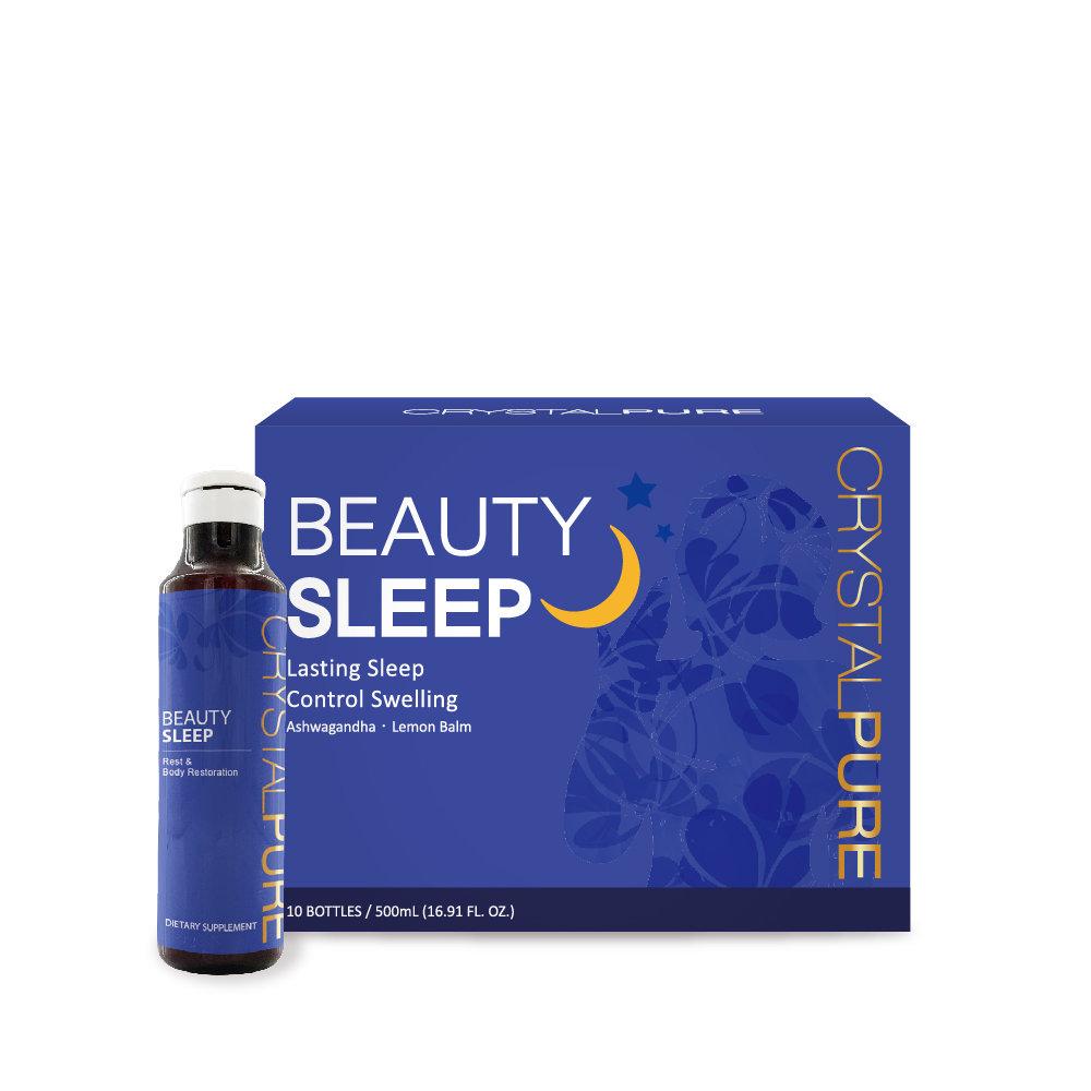 Beauty Sleep Drink - GABA, lunasin,