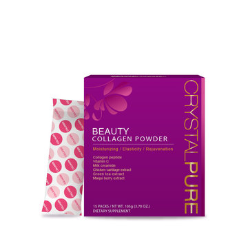 Beauty Collagen Powder - the best collagen peptides powder , pure hydrolyzed collagen , most effect collagen supplement